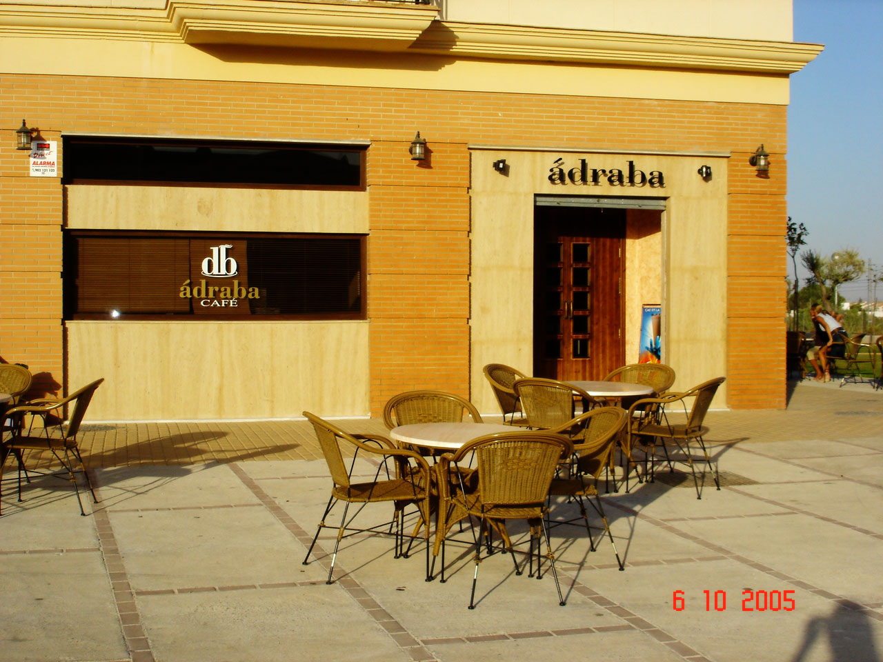 K2Ingenieros Ingeniería (Hostelería) - Cafetería Ádraba