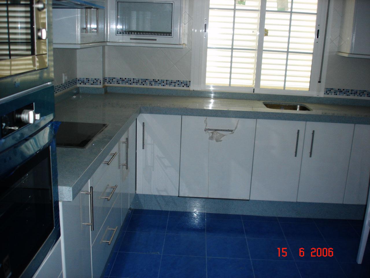 k2Ingenieros Arquitectura - Interior Cocina en Zona Sur