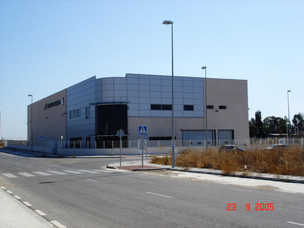 K2Ingenieros Ingeniería (Naves) - Nave Industrial Titán Sevilla