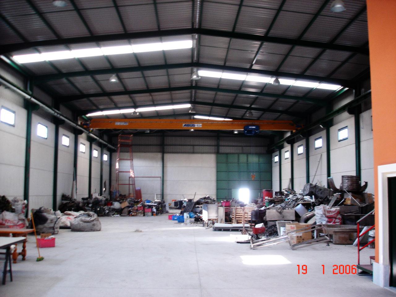 K2Ingenieros Ingeniería (Naves) - Nave Polígono Industrial El Portal