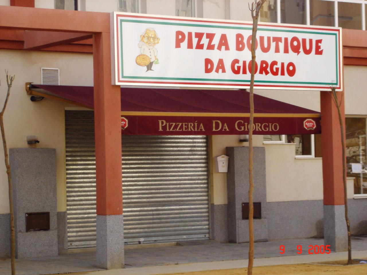 K2Ingenieros Ingeniería (Hostelería) - Pizza Boutique Da Giorgio
