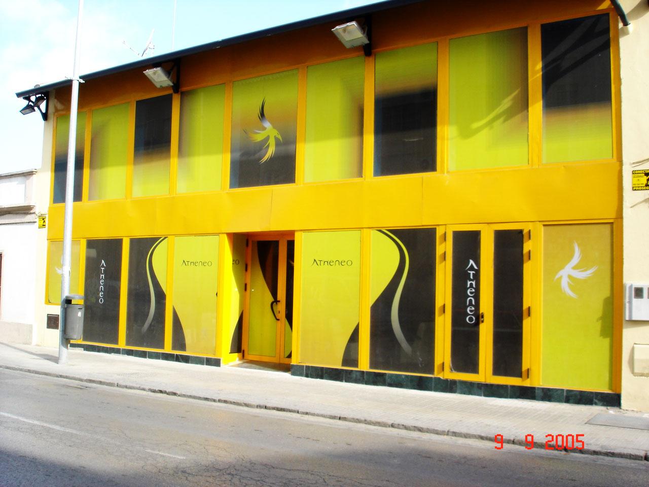 K2Ingenieros Ingeniería (Hostelería) - Pub Atheneo