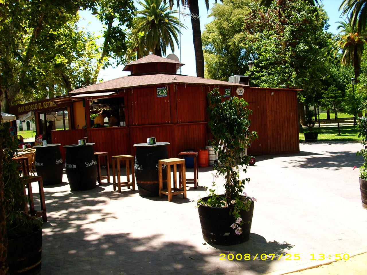 K2Ingenieros Ingeniería (Hostelería) - Quiosco Parque del Retiro